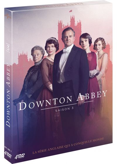 DOWNTON ABBEY SAISON 3