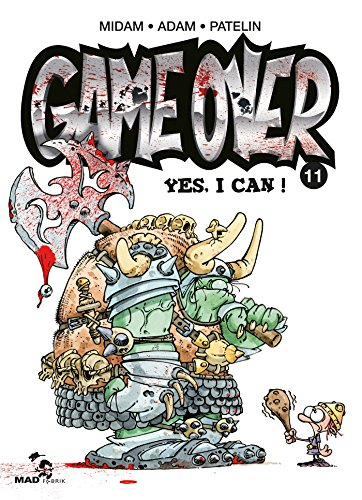 GAME OVER 11 : YES, I CAN !