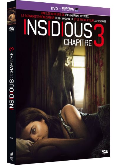 INSIDIOUS - CHAPITRE 3 (SIMPLE KEEPCASE)