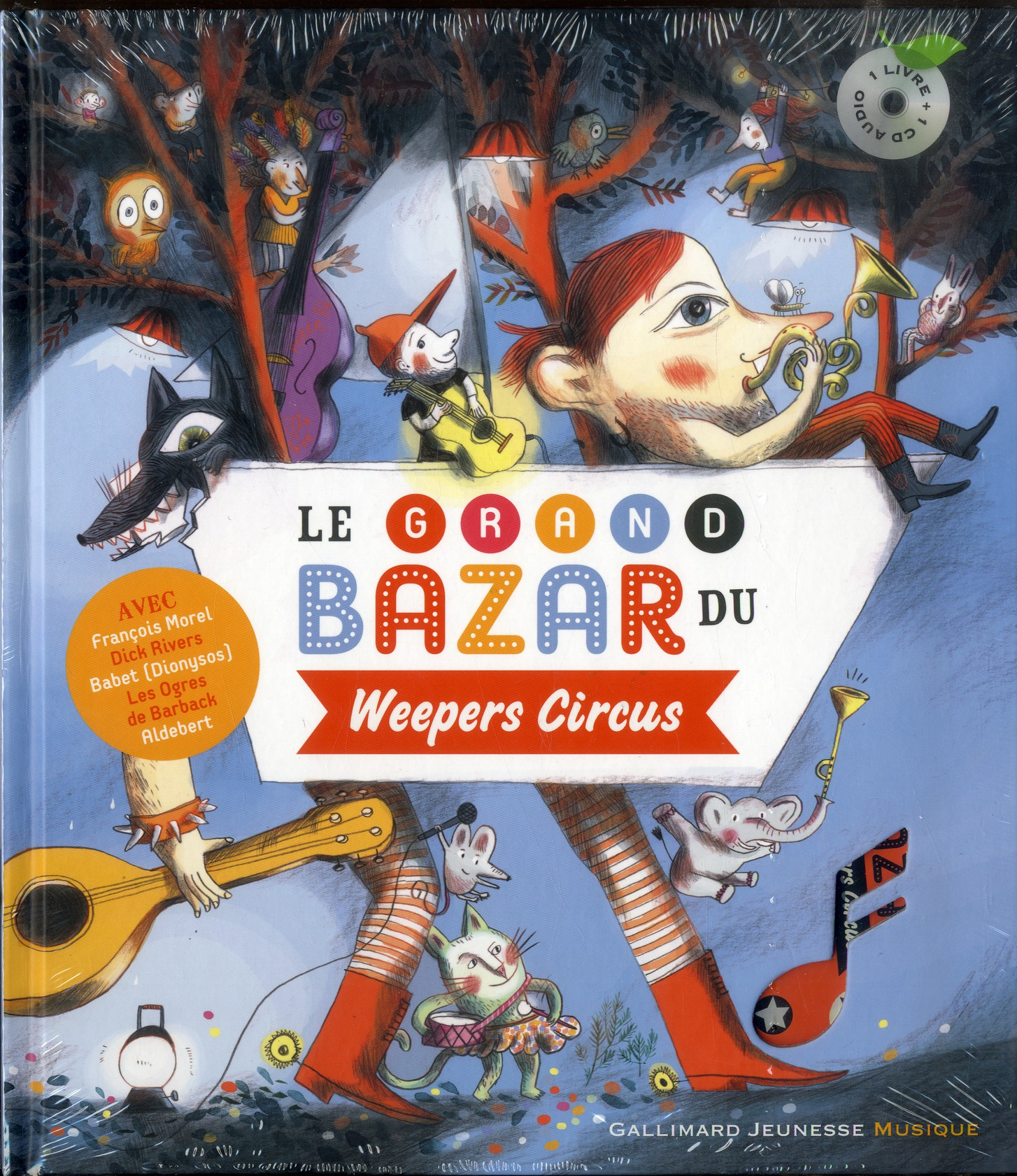LE GRAND BAZAR DU WEEPERS CIRCUS
