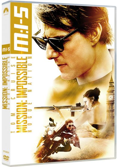 MISSION IMPOSSIBLE 05 ROGUE NATION