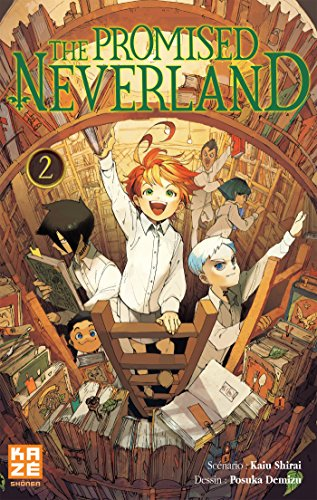 THE PROMISED NEVERLAND 02 : SOUS CONTRÔLE