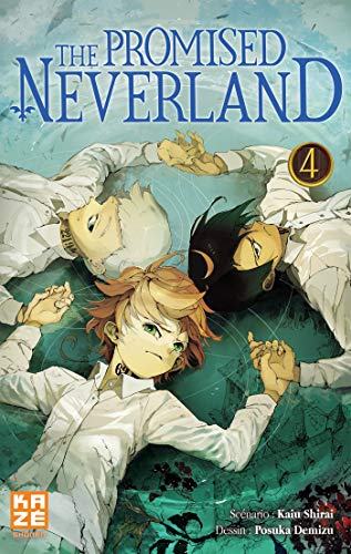 THE PROMISED NEVERLAND 04 : VIVRE