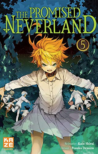 THE PROMISED NEVERLAND 05 : L'ÉVASION