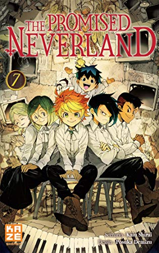 THE PROMISED NEVERLAND 07 : DÉCISION