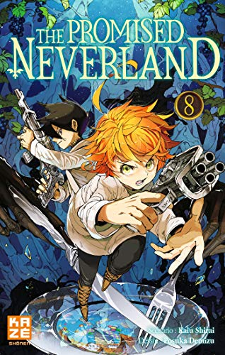 THE PROMISED NEVERLAND 08 : JEUX INTERDITS