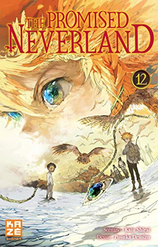 THE PROMISED NEVERLAND 12 : LE SON DU COMMENCEMENT