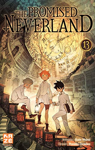 THE PROMISED NEVERLAND 13 : LE ROI DU PARADIS
